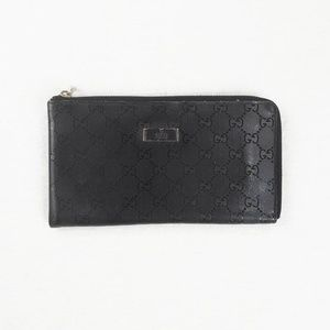 Vintage women's Gucci long wallet